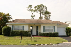 LUCERNE LAKES HOMES VILLAGE I 6TH ADD home  Lake Worth FL 33467