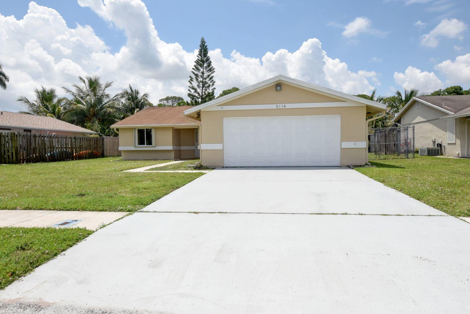 5114 Mark Drive Boynton Beach, FL 33472