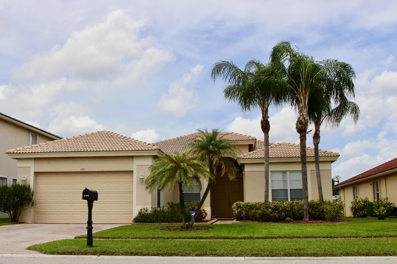 133 Tuscany Drive Royal Palm Beach, FL 33411