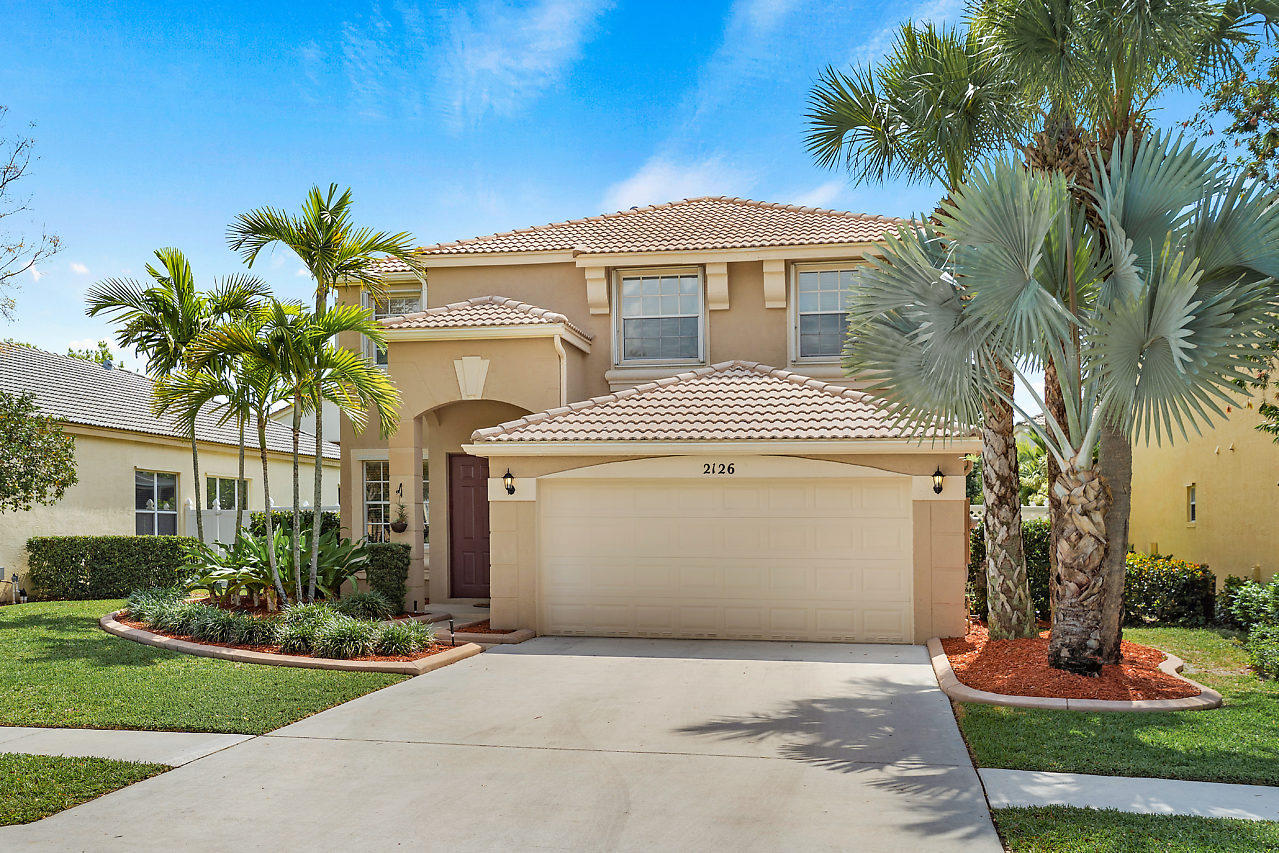 2126 Reston Circle Royal Palm Beach, FL 33411