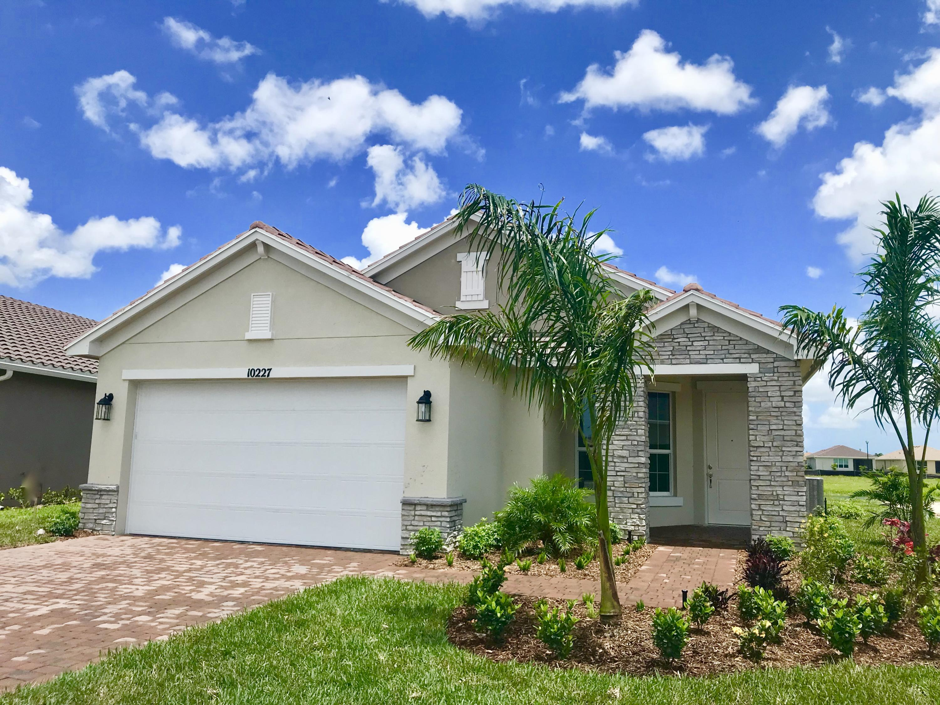 Photo of 10227 SW Coral Tree Circle, Port Saint Lucie, FL 34987