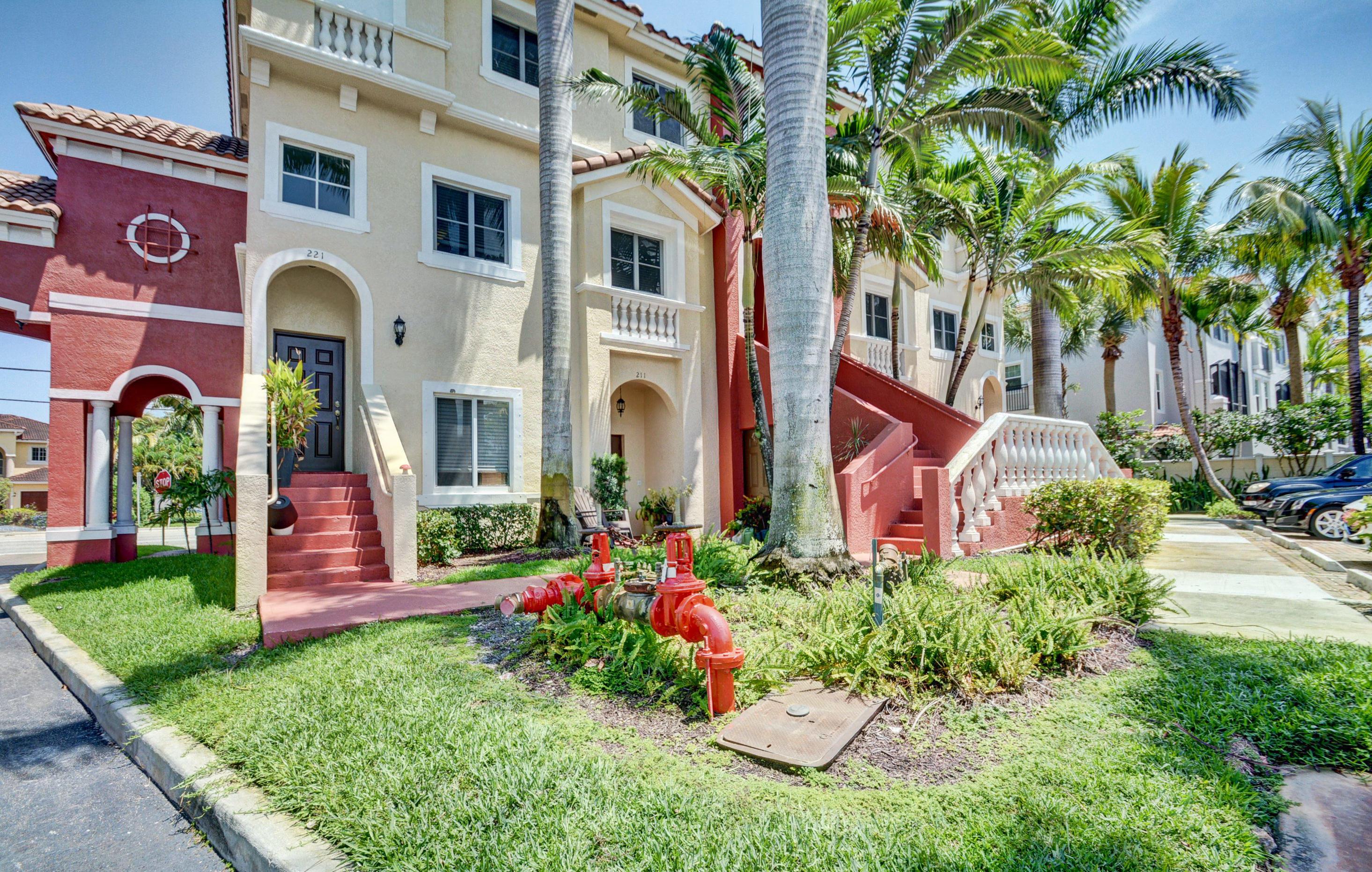 Home for sale in BAYFRONT OF BOYNTON BEACH CONDO Boynton Beach Florida