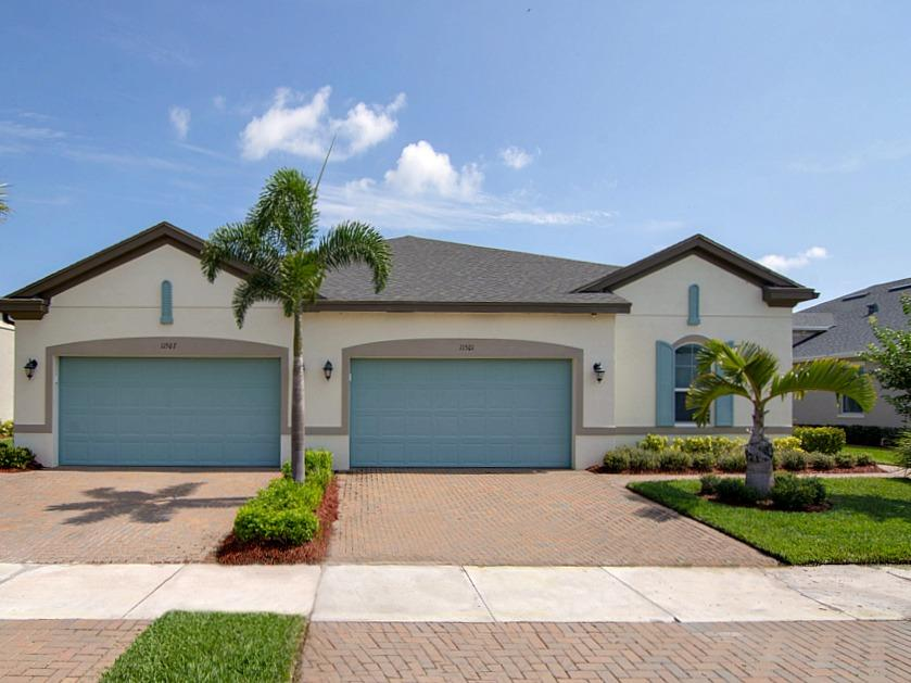 One of Port Saint Lucie 2 Bedroom Homes for Sale at 11501 SW Lake Park Drive