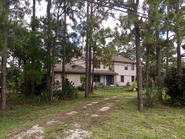 Home for sale in Royal Palm Acreage The Acreage Florida