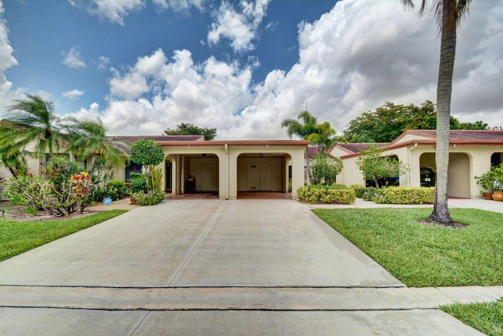 Home for sale in Indian Springs, Forest Grove Patio Homes Boynton Beach Florida