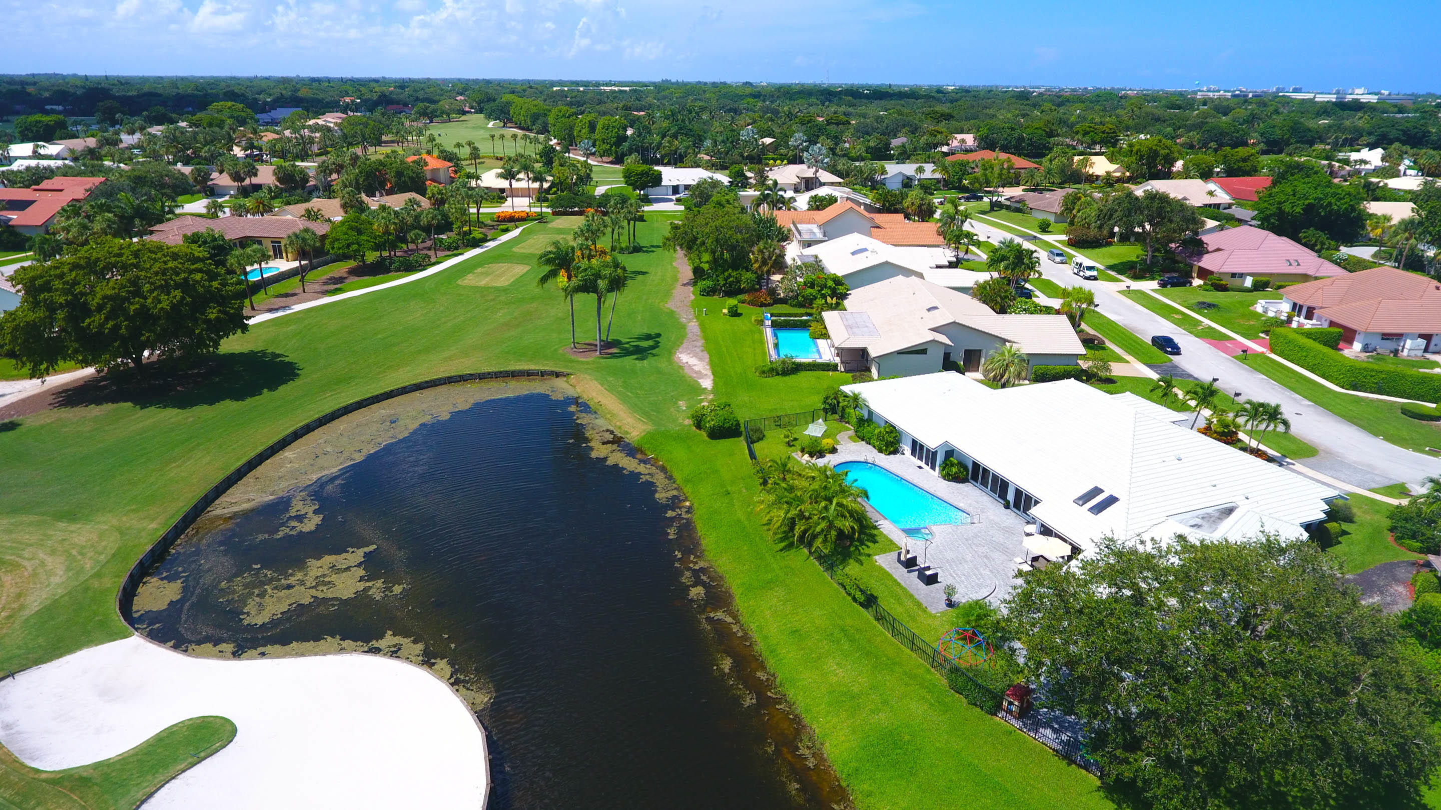 DEL AIRE GOLF CLUB FIRST ADDITION LOT 5 BLK P