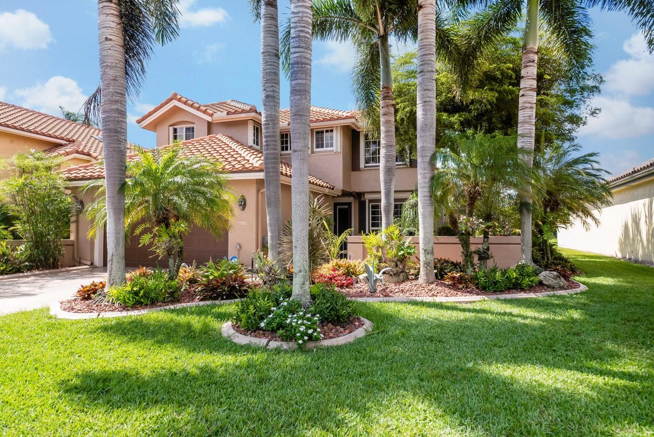 Home for sale in Santa Barbara Boca Raton Florida