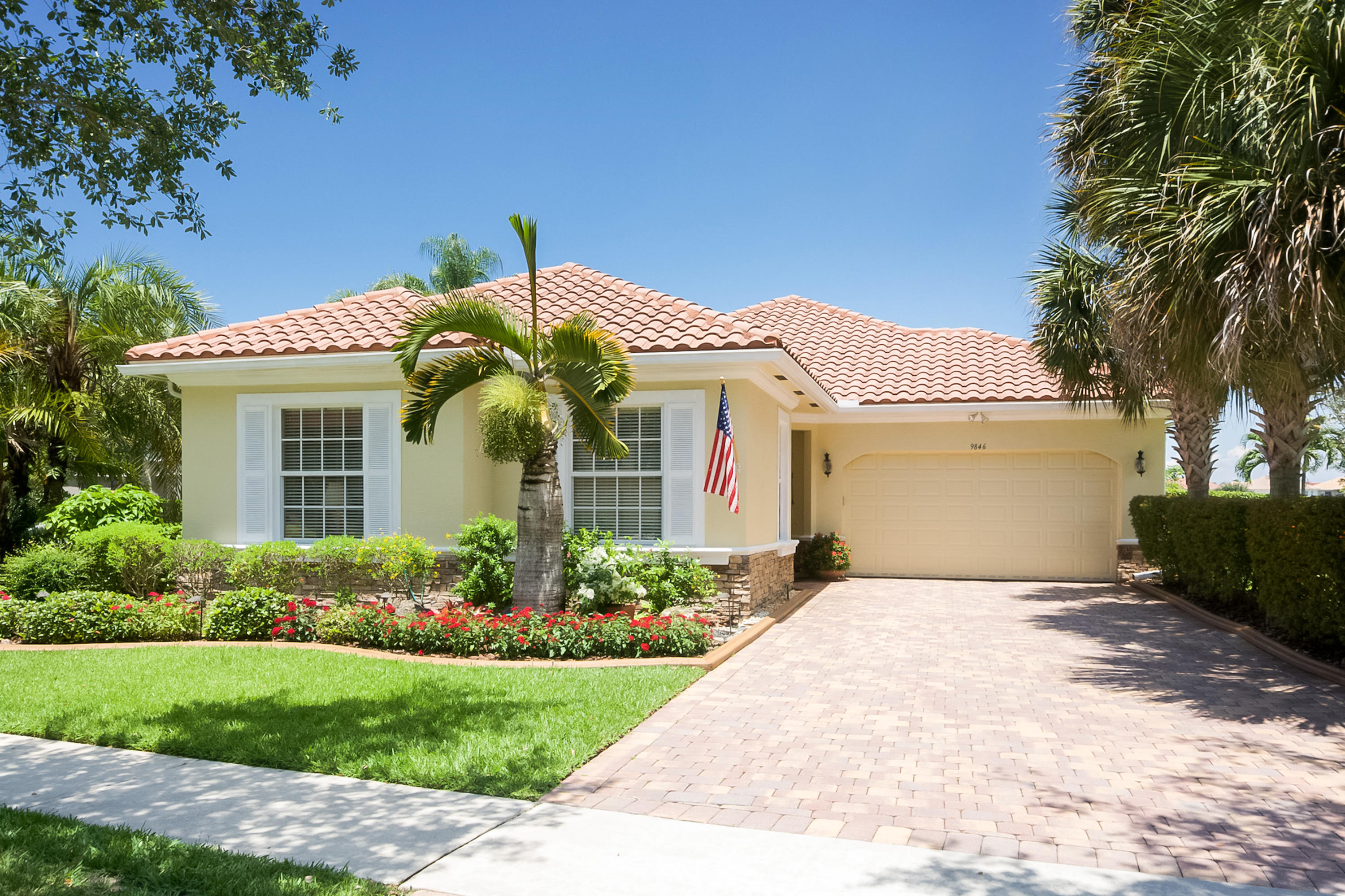 9846 Cobblestone Creek Drive Boynton Beach, FL 33472