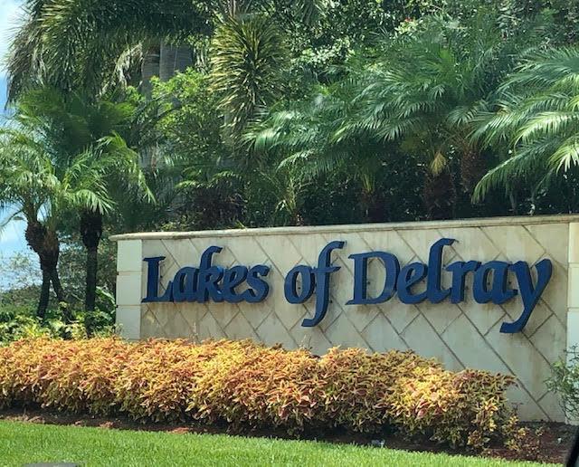 15484 Lakes Of Delray Boulevard 204  Delray Beach, FL 33484