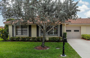 BENT TREE VILLAS WEST CONDO home 4525 Nutmeg Tree Lane Boynton Beach FL 33436
