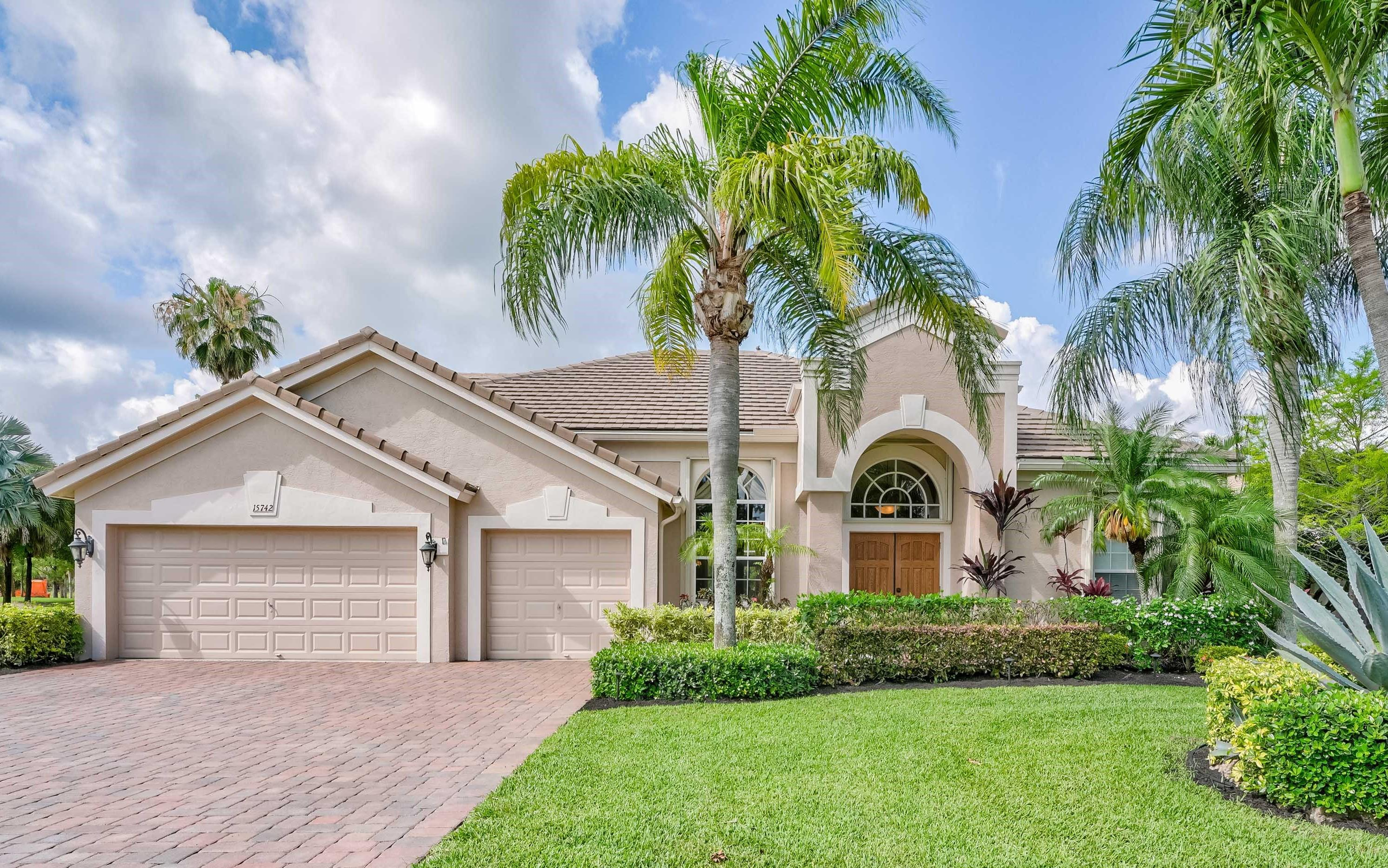 Home for sale in Hidden Creek Wellington Florida