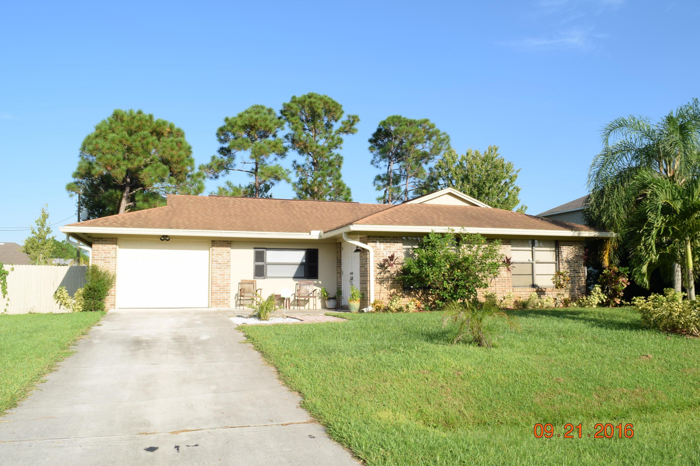 1167 SW Hogan Street - Port St Lucie, Florida