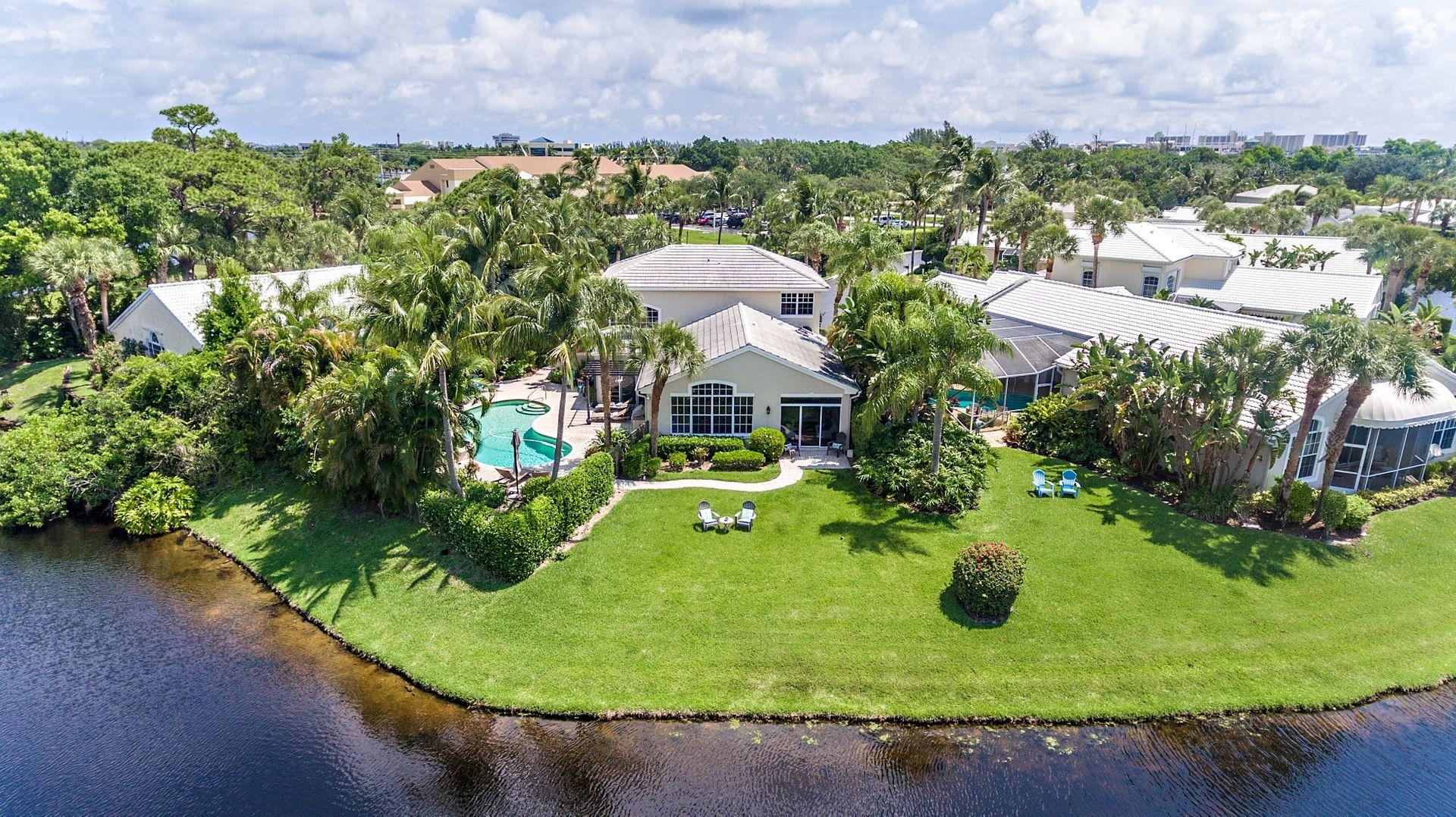 New Home for sale at 3934 Longview Drive in Jupiter