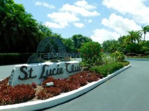 St Lucie Club & Apt Homes Condo