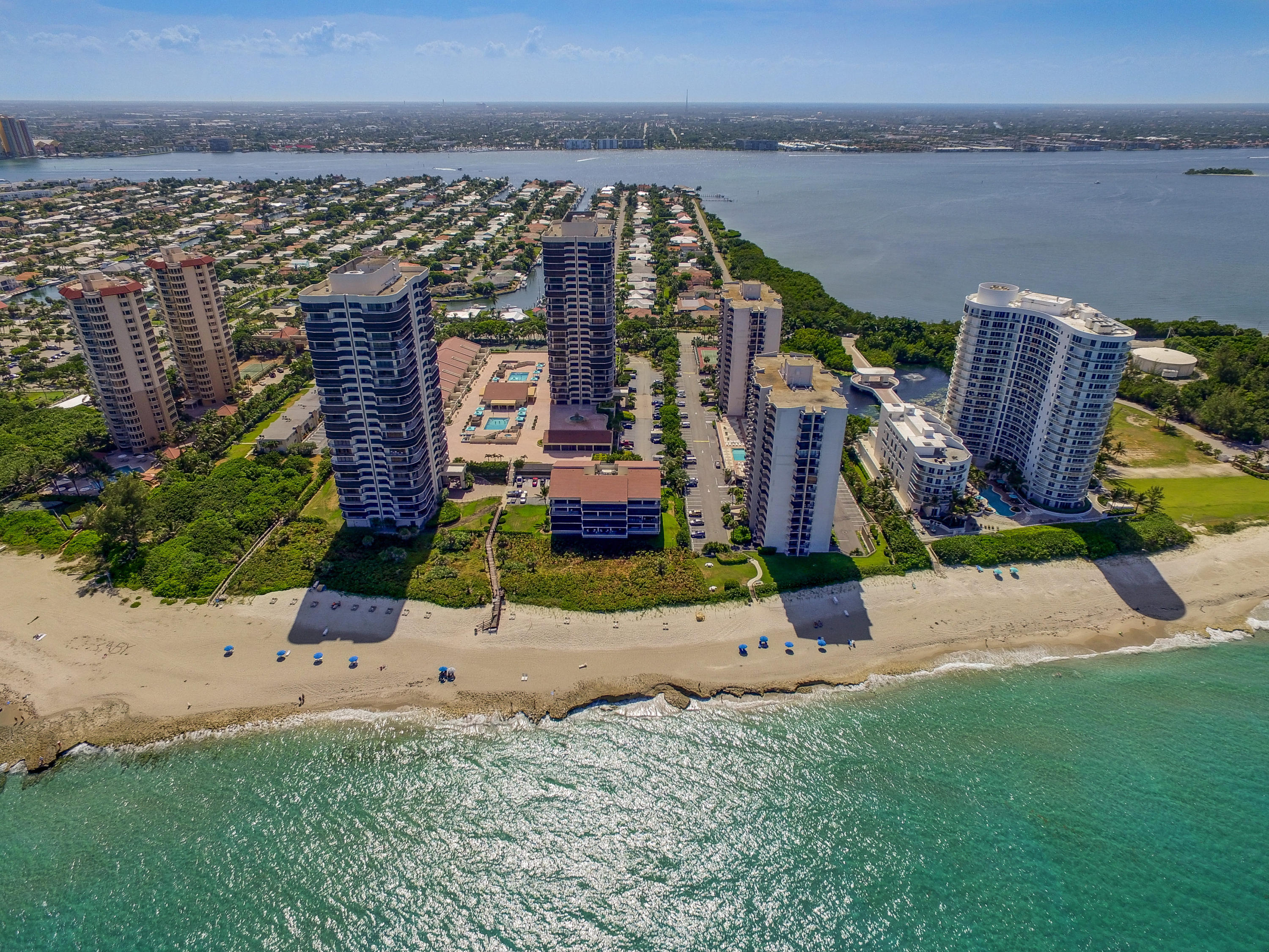 New Home for sale at 4000 Ocean Drive  in Singer Island