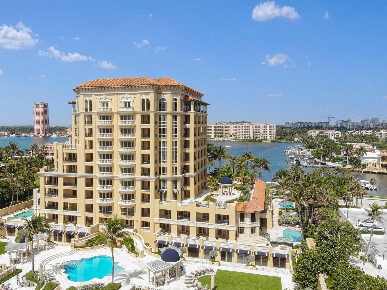 400 S Ocean Boulevard Villa 25  Boca Raton FL 33432