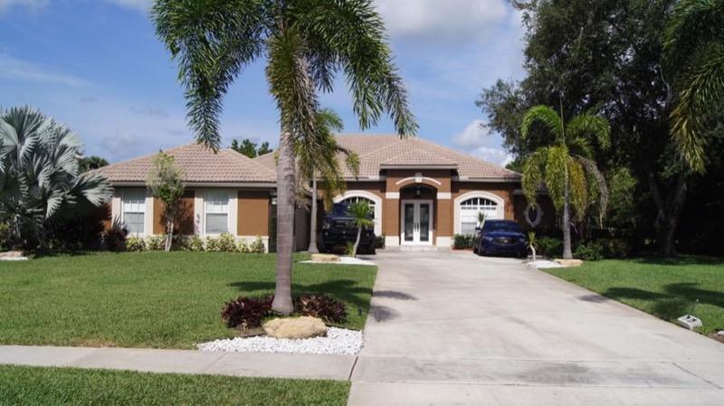 Home for sale in LEGEND LAKE ESTATES Lake Worth Florida