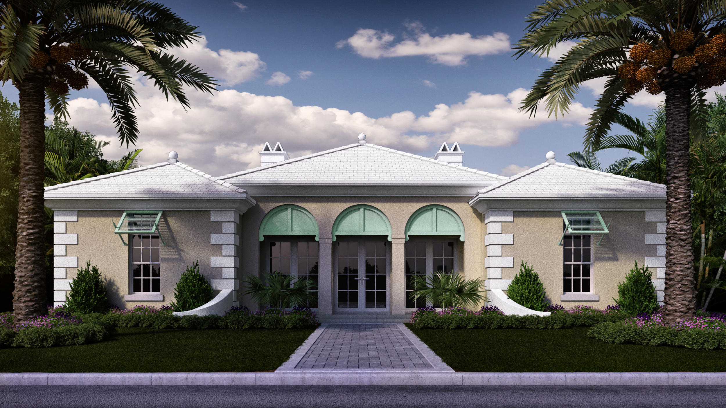 New Home for sale at 2590 Greenway Drive in Jupiter