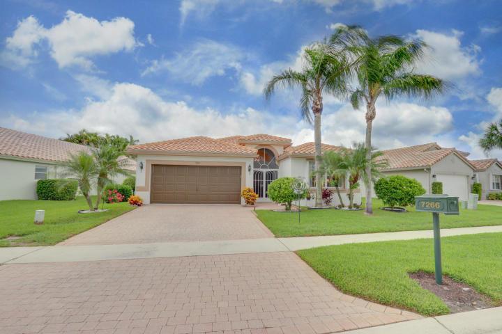 7266 Haviland Circle, Boynton Beach, Florida 33437, 3 Bedrooms Bedrooms, ,2 BathroomsBathrooms,A,Single family,Haviland,RX-10530908