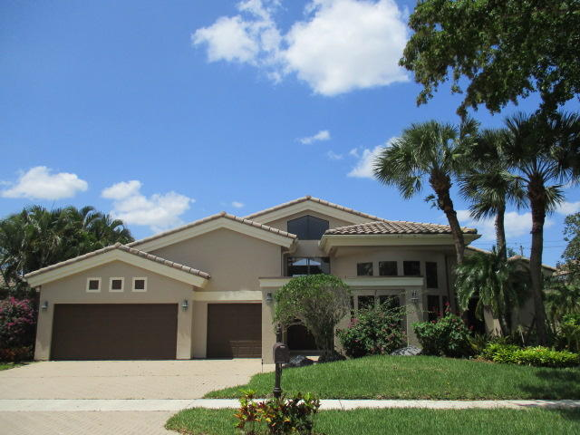 Home for sale in Colonnade At Glen Oaks Boca Raton Florida