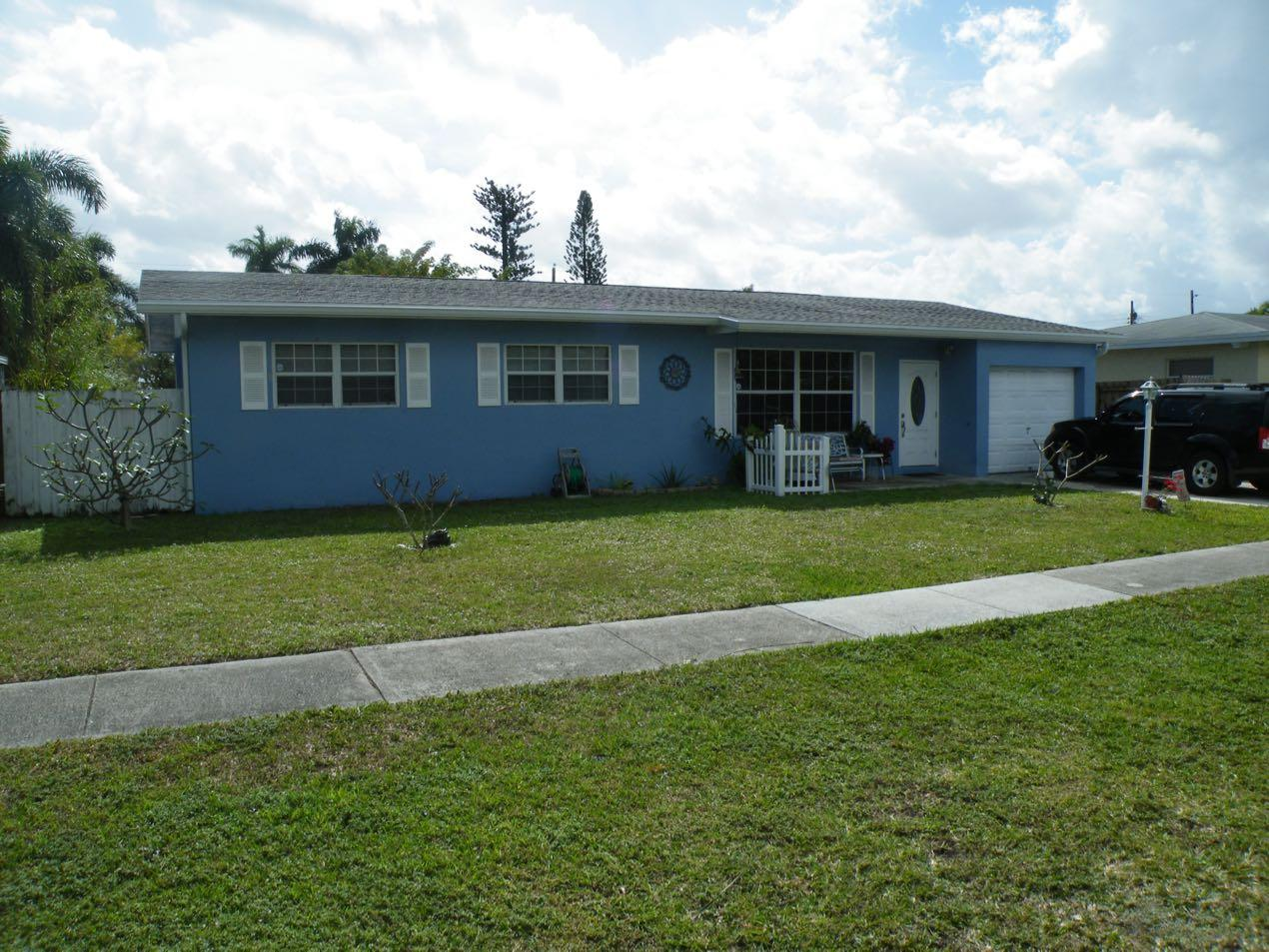 Home for sale in Polo Club Estates West Palm Beach Florida