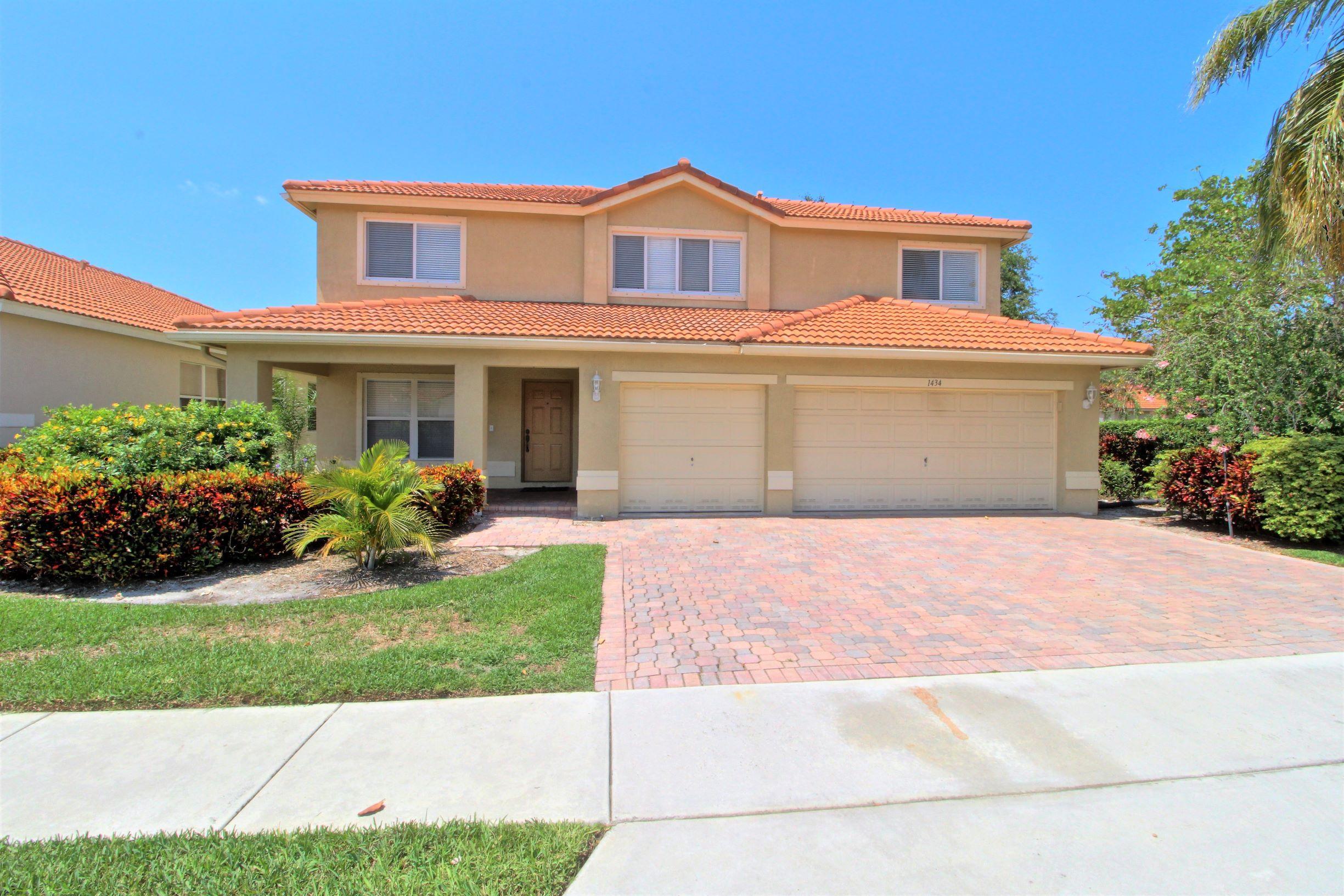 1434 Artimino Lane Boynton Beach, FL 33436