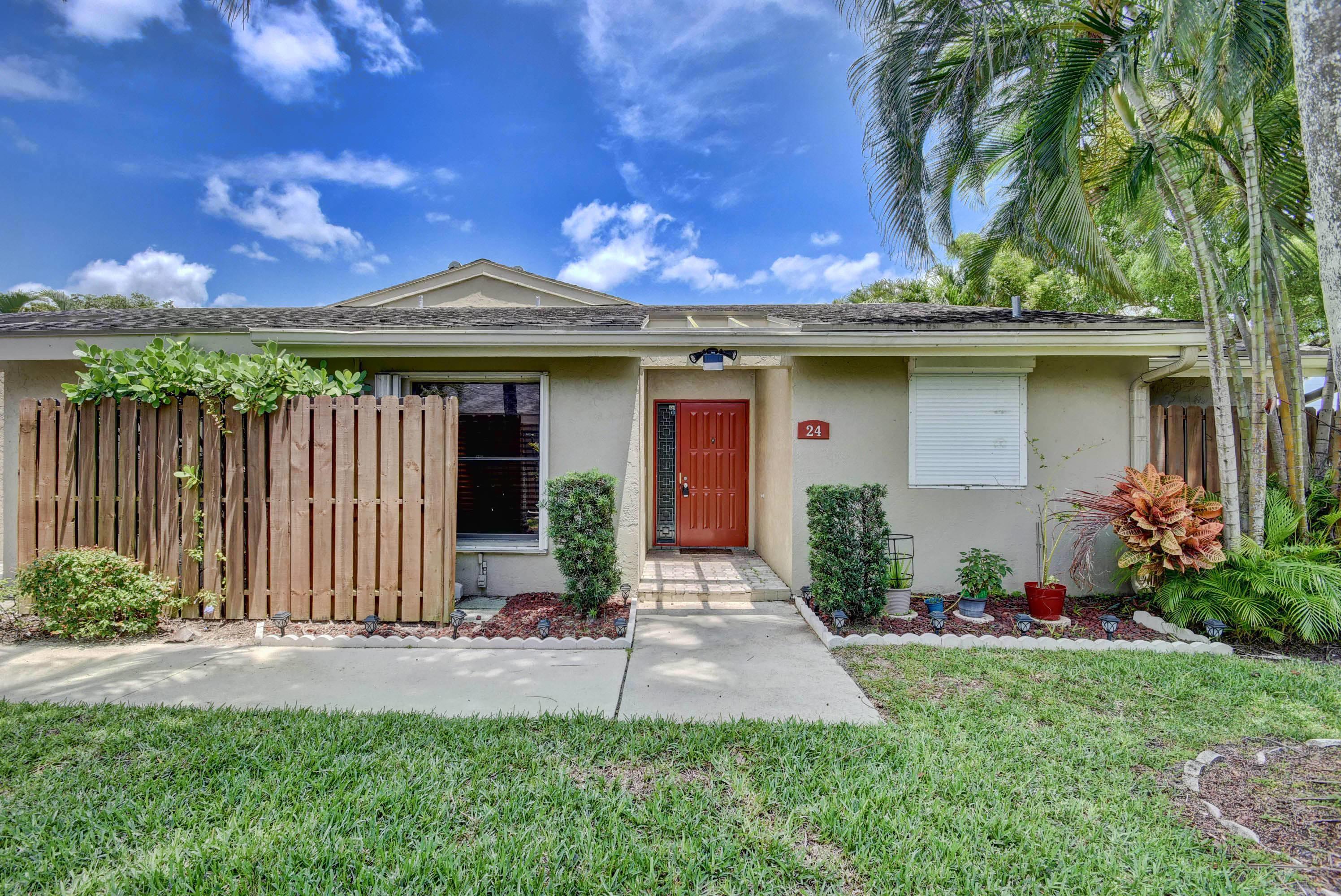 Home for sale in Willowbrook Boynton Beach Florida