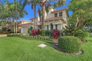 Property for sale at 126 Sunesta Cove Drive, Palm Beach Gardens,  Florida 33418