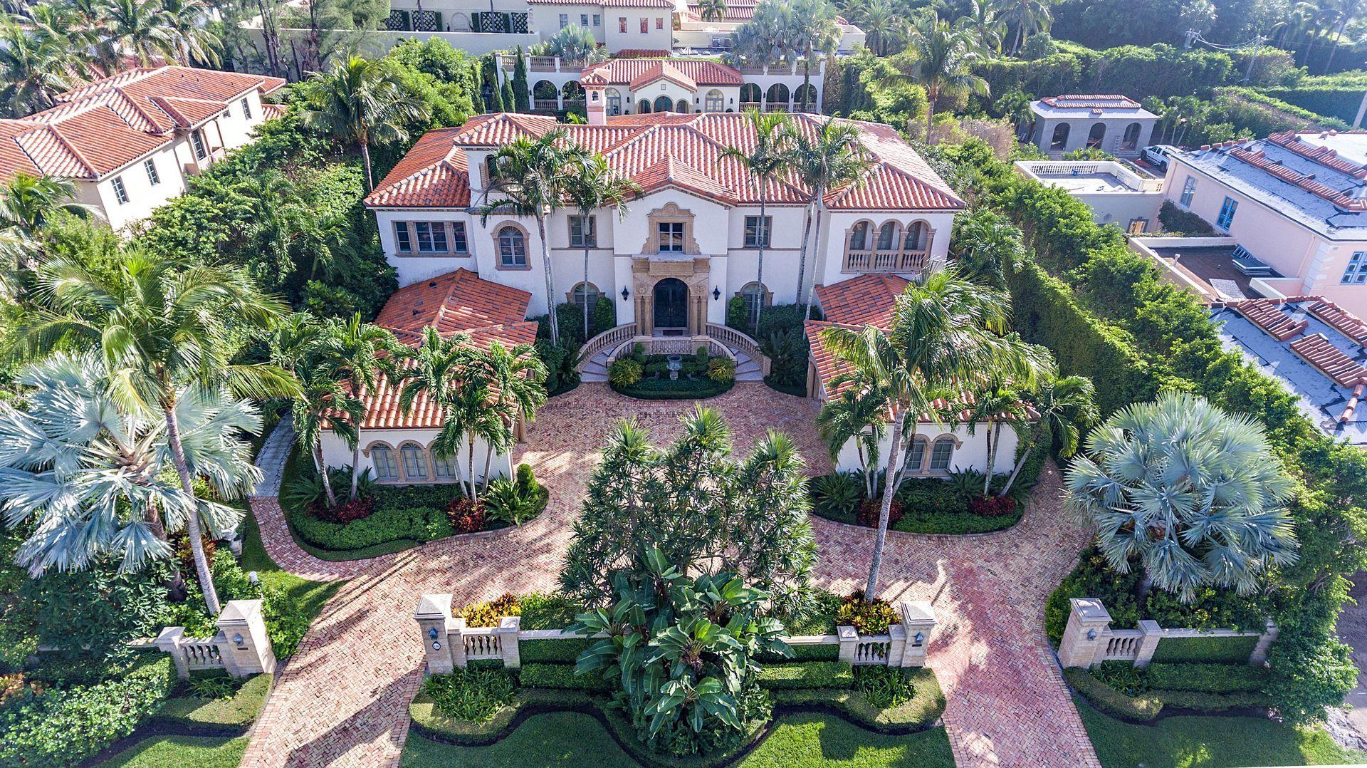 120 Clarendon Avenue - Palm Beach, Florida