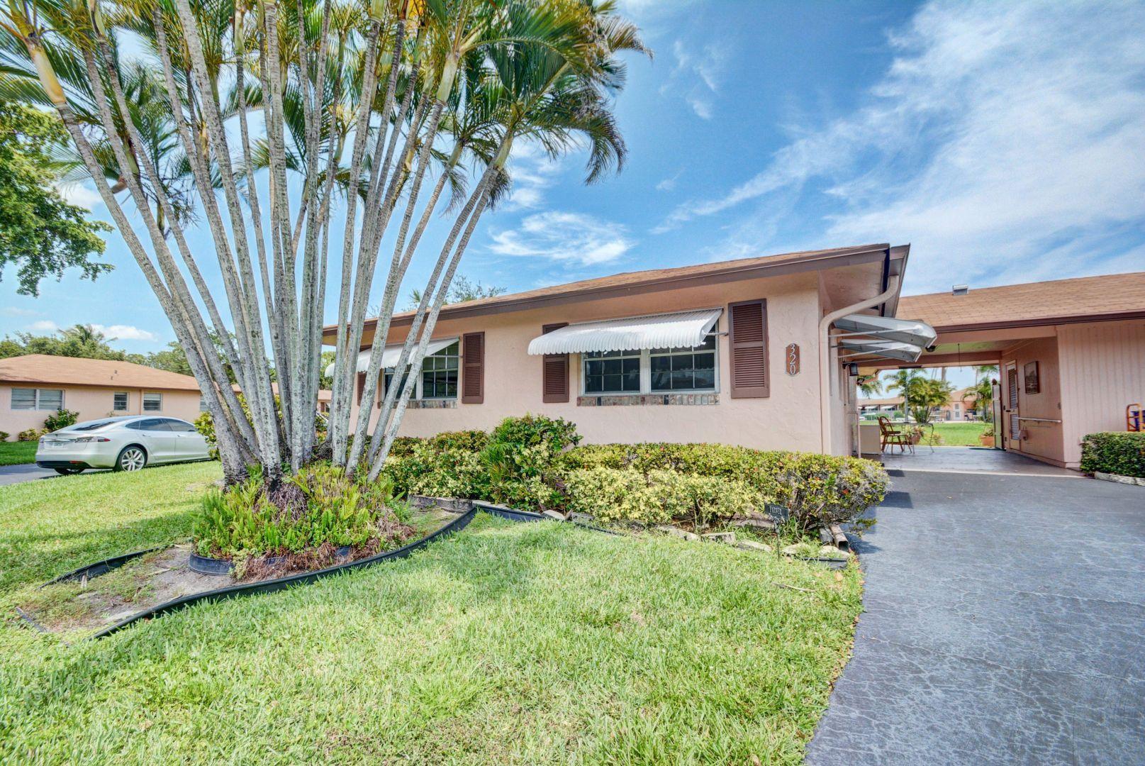 320 Flamingo Lane  Delray Beach, FL 33445