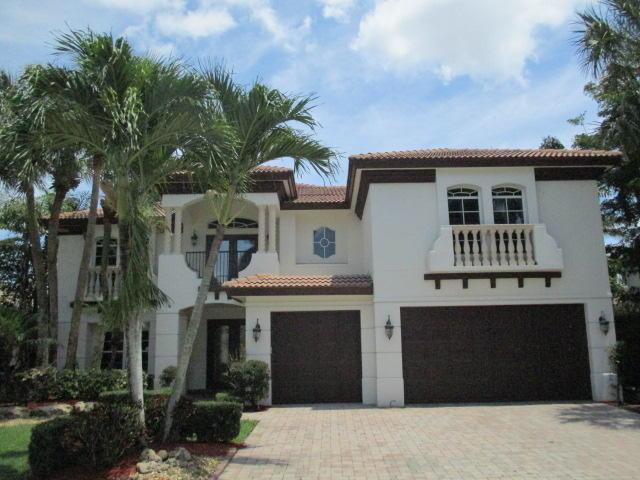 16240 Mira Vista Lane  Delray Beach, FL 33446