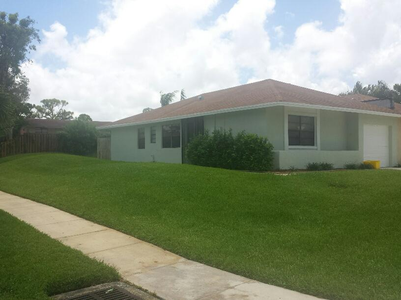 Home for sale in PALM HILL VILLAS UNIT ONE West Palm Beach Florida