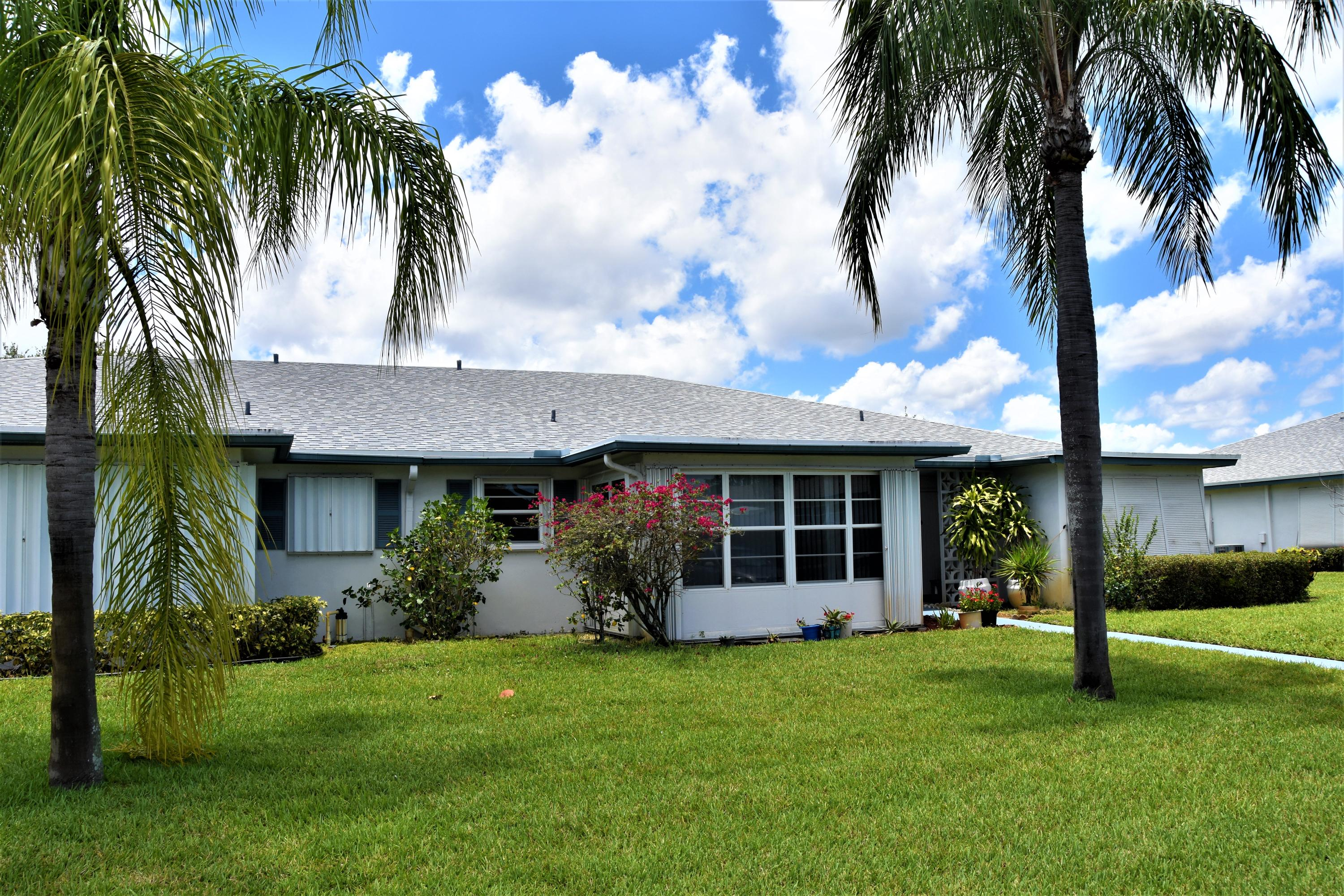 1162 Circle Drive C  Delray Beach, FL 33445