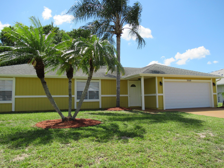 3068 SW Ann Arbor Road, Port Saint Lucie, Florida