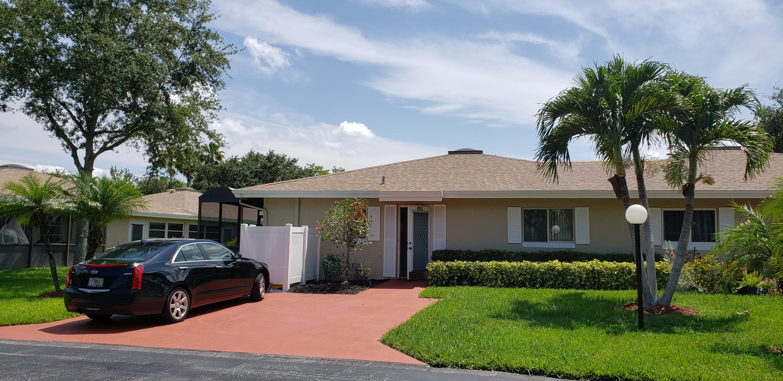 Home for sale in Whisper Walk - Greenleaf Boca Raton Florida
