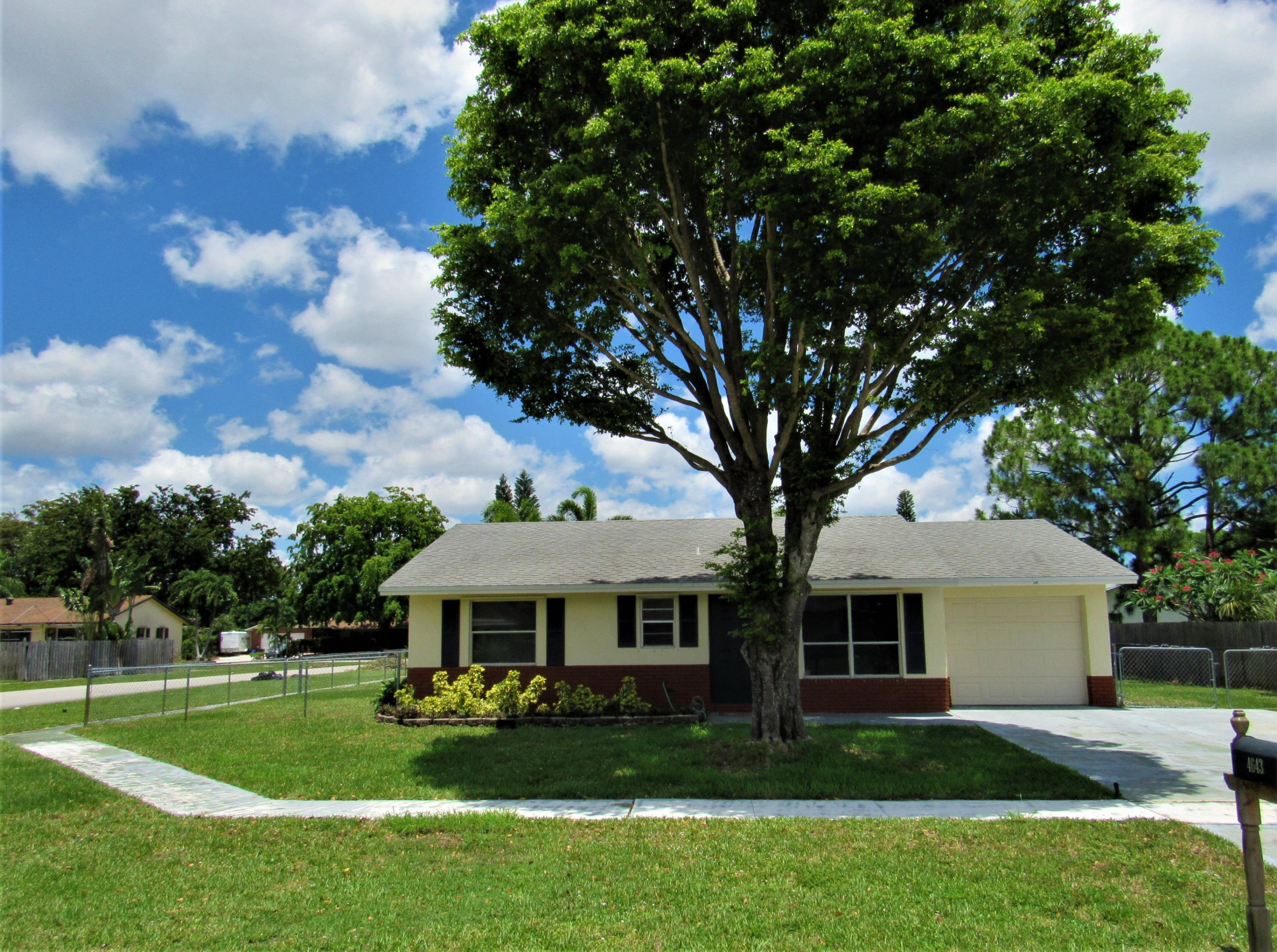 Home for sale in CONCEPT HOMES Lake Worth Florida