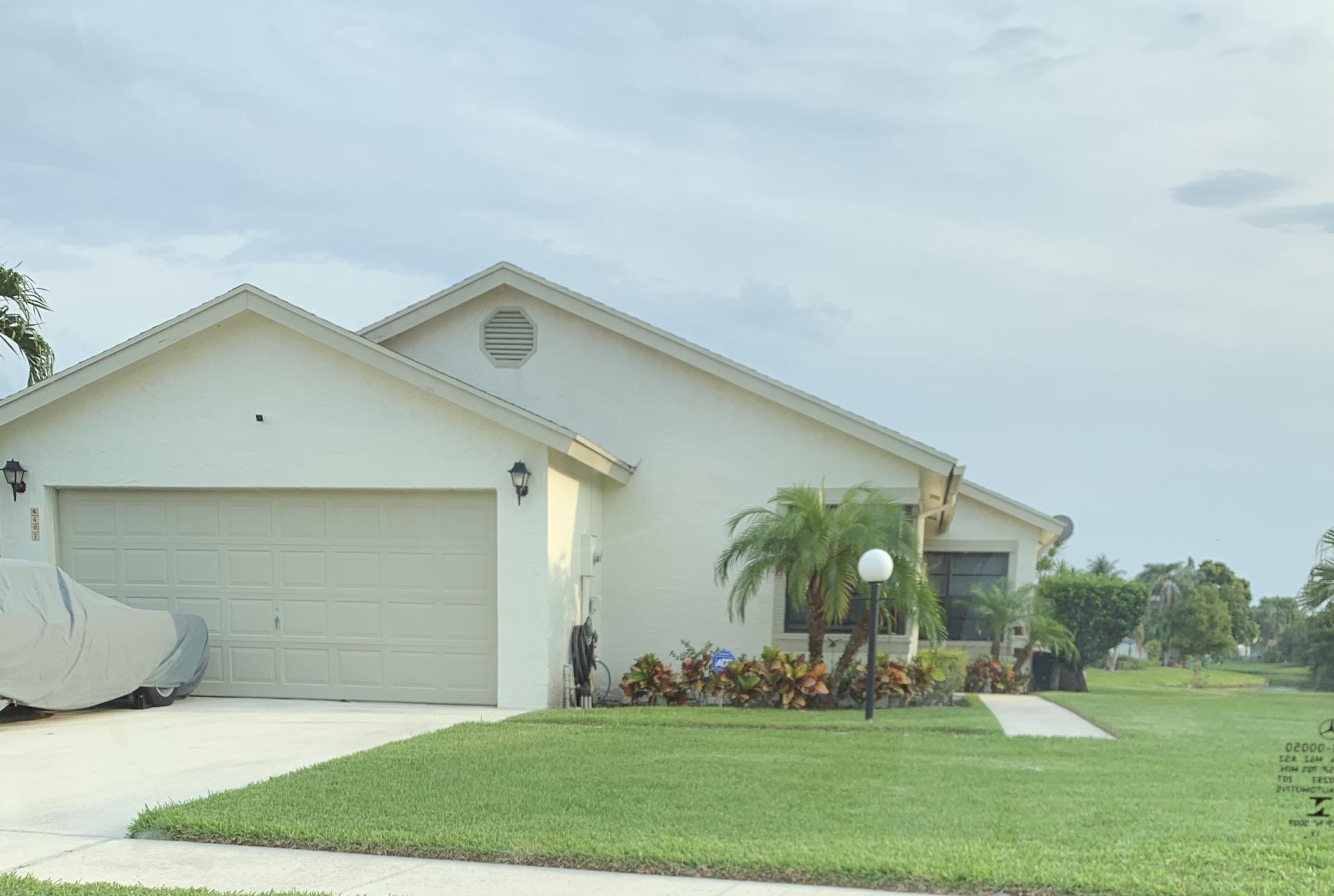 4487 Brook Drive West Palm Beach, FL 33417