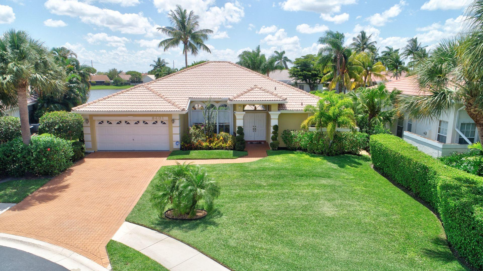 Home for sale in Boynton Waters Boynton Beach Florida