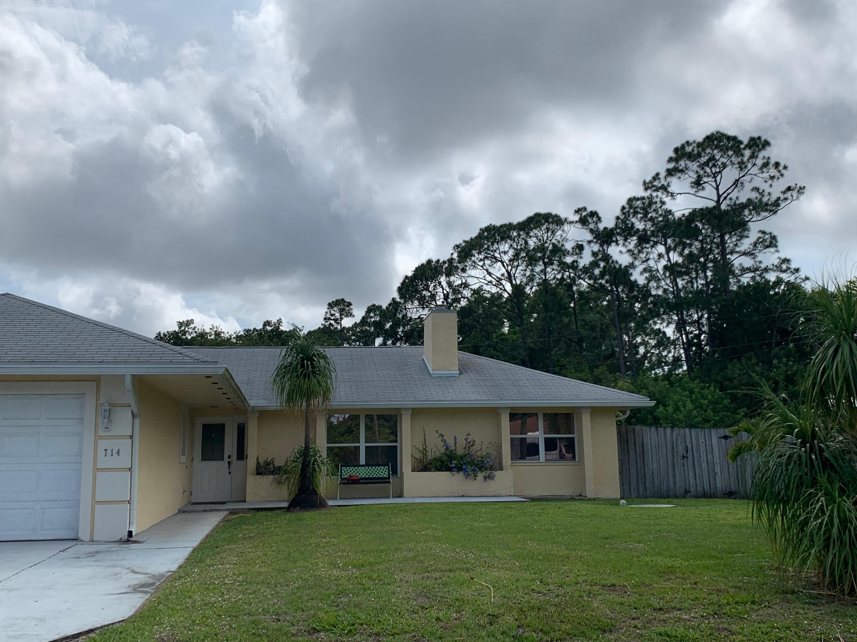 Home for sale in PORT ST LUCIE SECTION 26 Port Saint Lucie Florida
