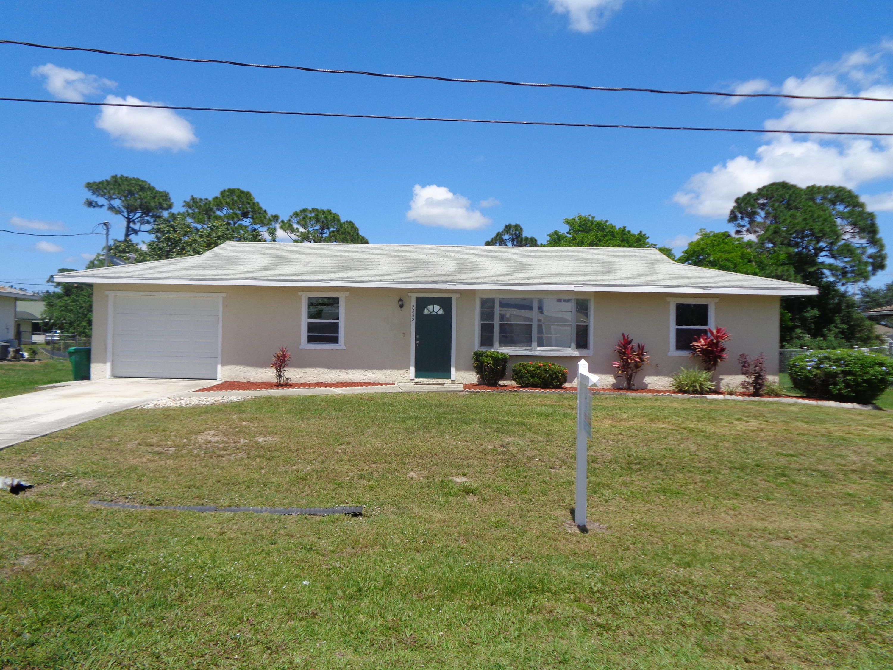 2349 SW Cooper Lane 34953 - One of Port Saint Lucie Homes for Sale