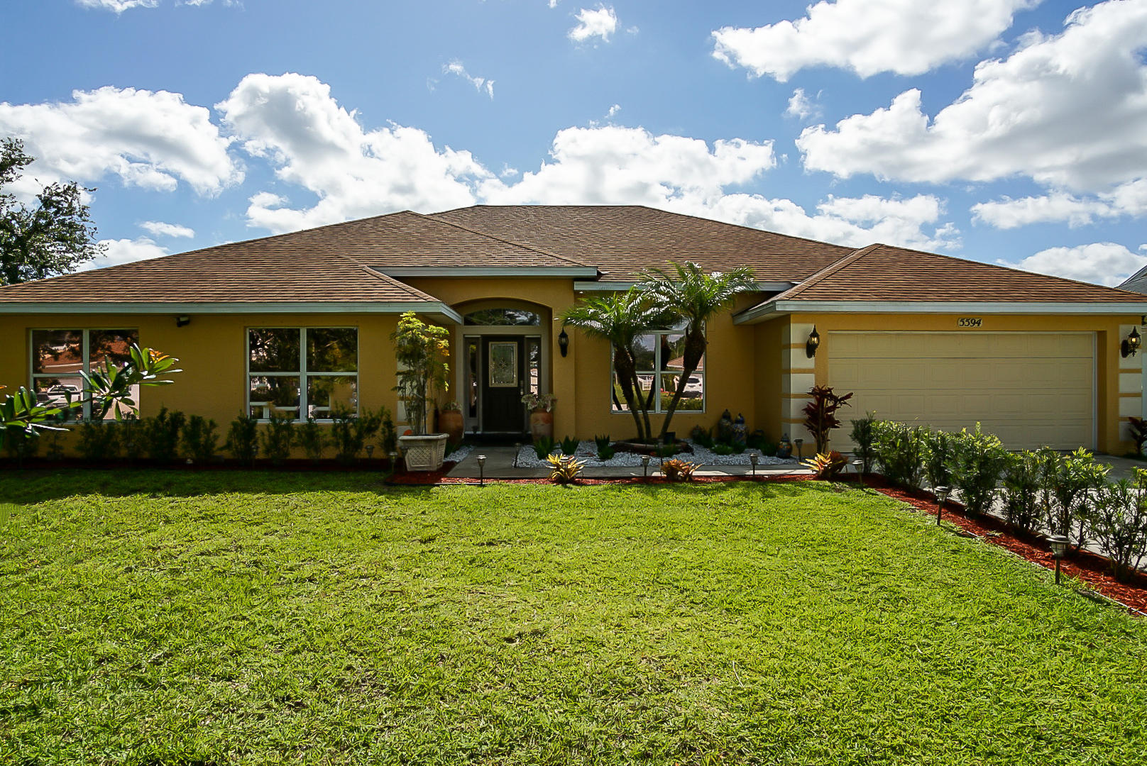 Home for sale in PORT ST LUCIE -SECTION 44-BLK 3058 LOT 6 ( MAP 33/13N) (OR 1993-2114) Saint Lucie West Florida