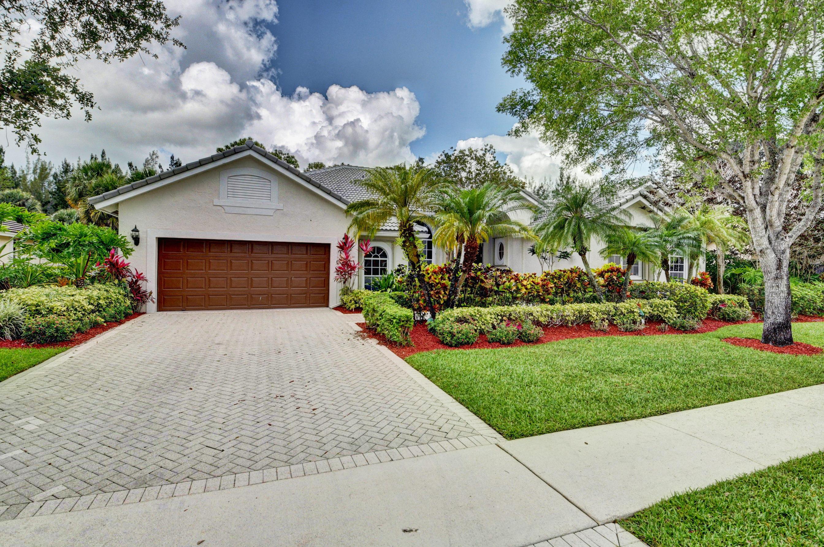 Home for sale in Aberdeen/muirhead Estates Boynton Beach Florida