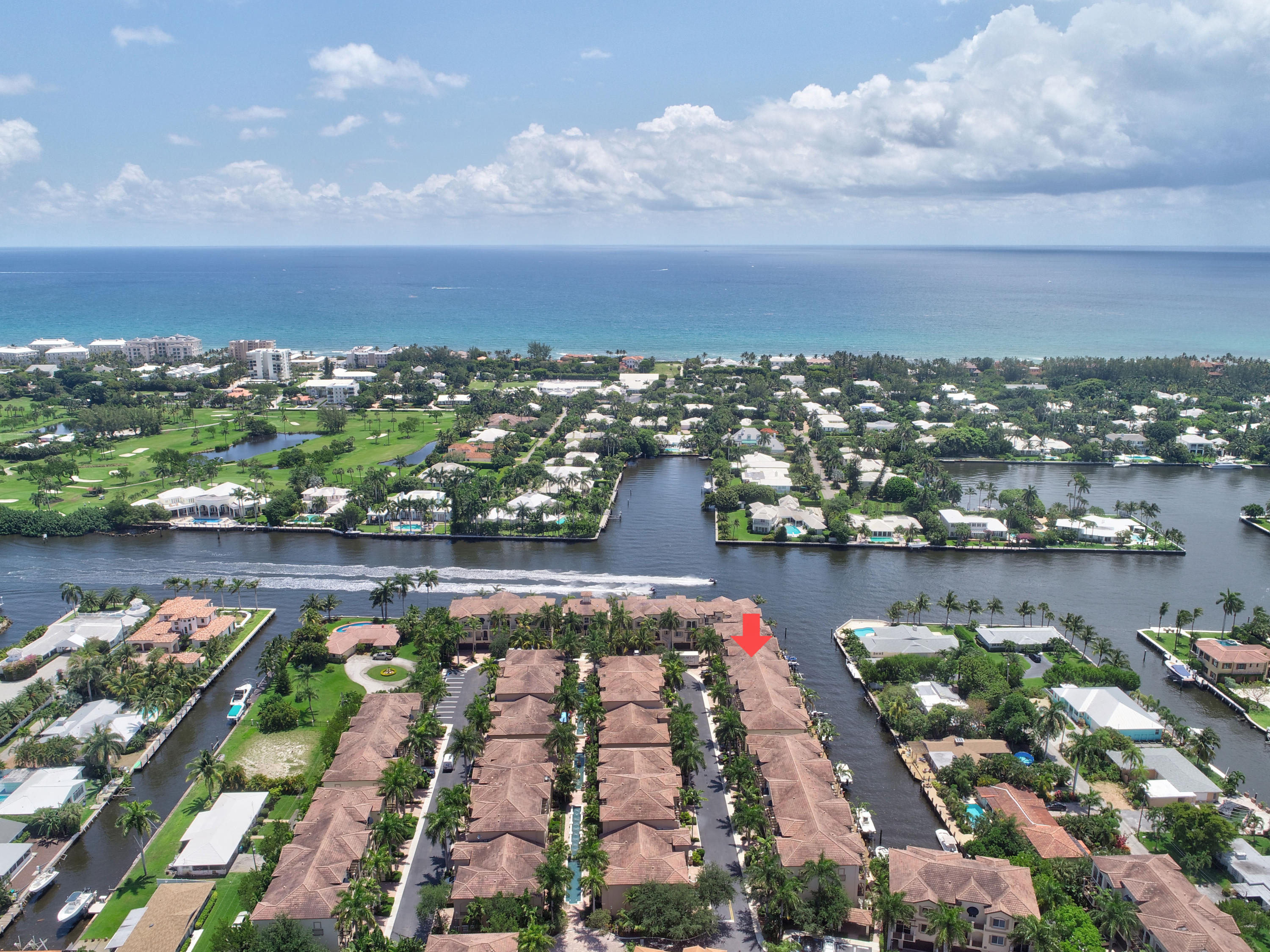 Home for sale in Waterside Townhomes Boynton Beach Florida