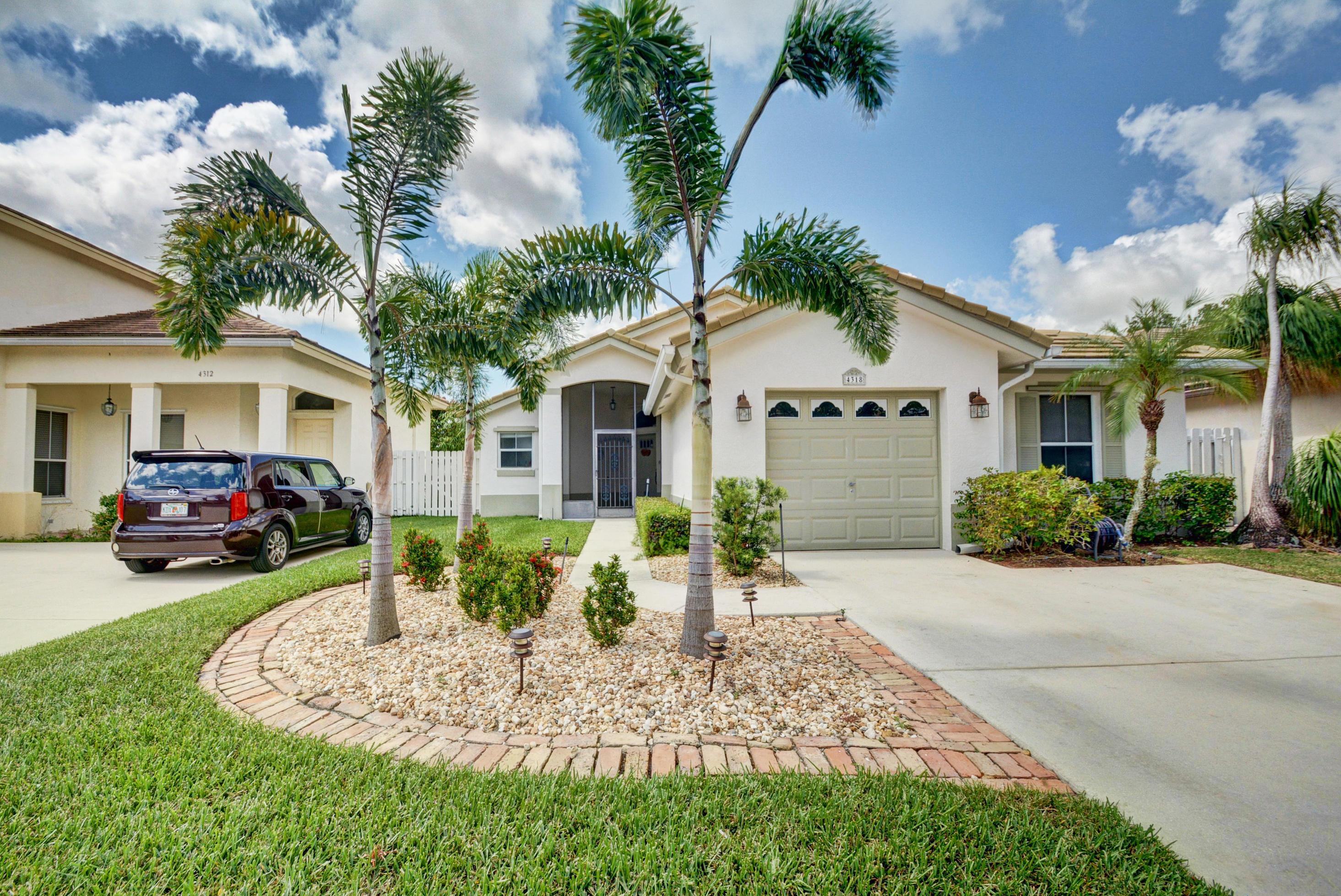 4318 Manor Forest Way Boynton Beach, FL 33436