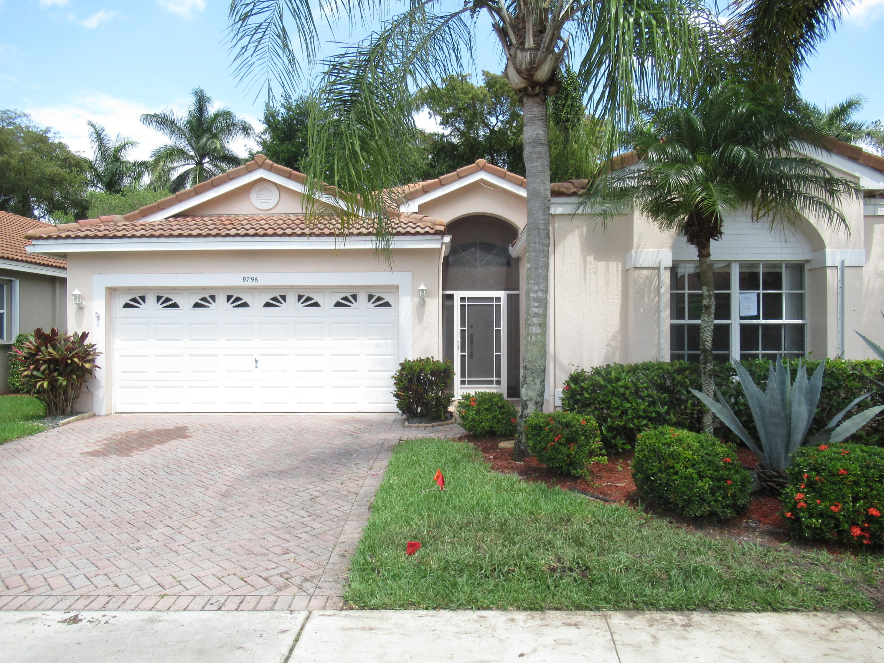 9796 Lemonwood Drive  Boynton Beach, FL 33437
