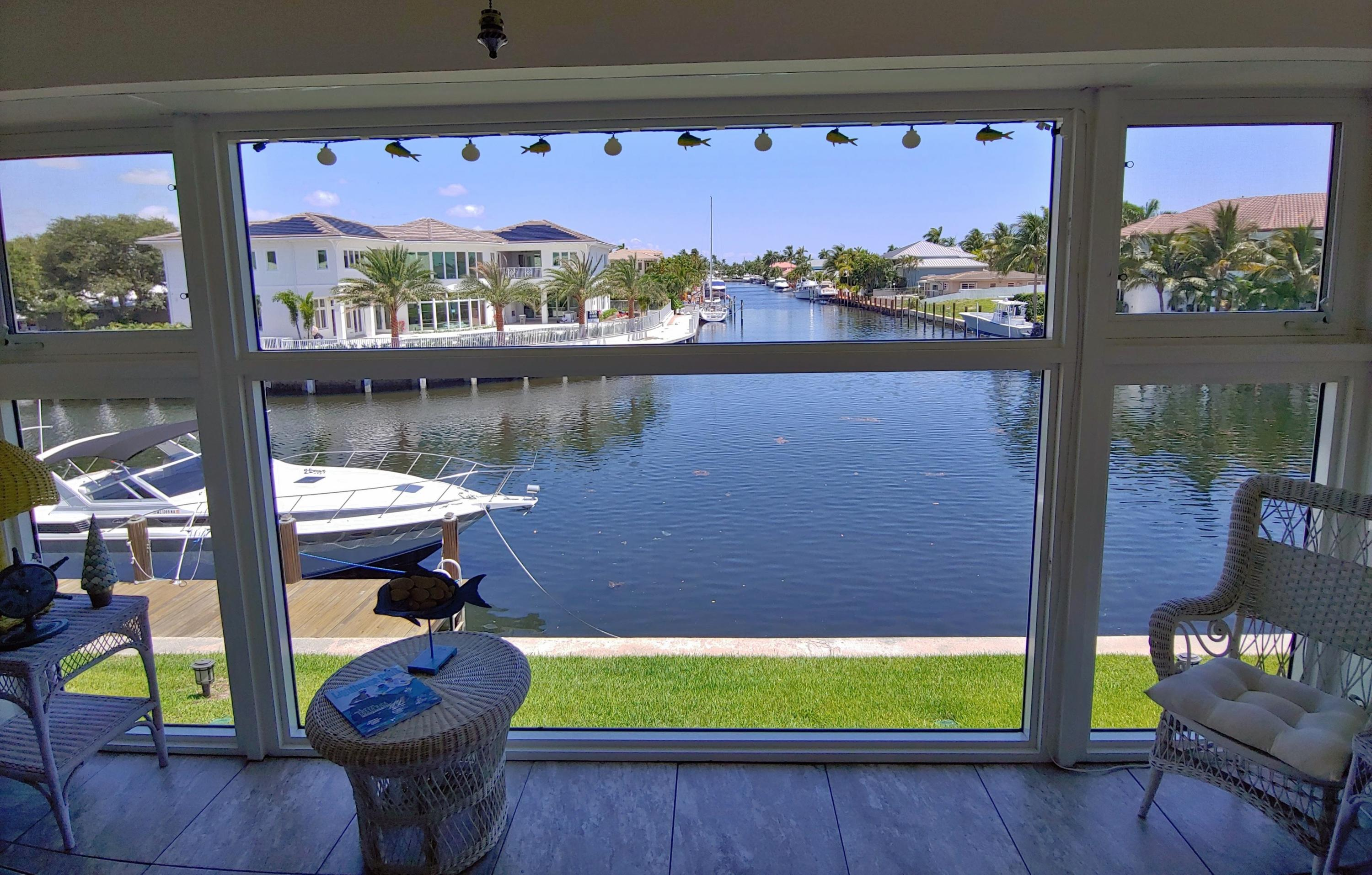 Home for sale in Hampton House East Lighthouse Point Florida