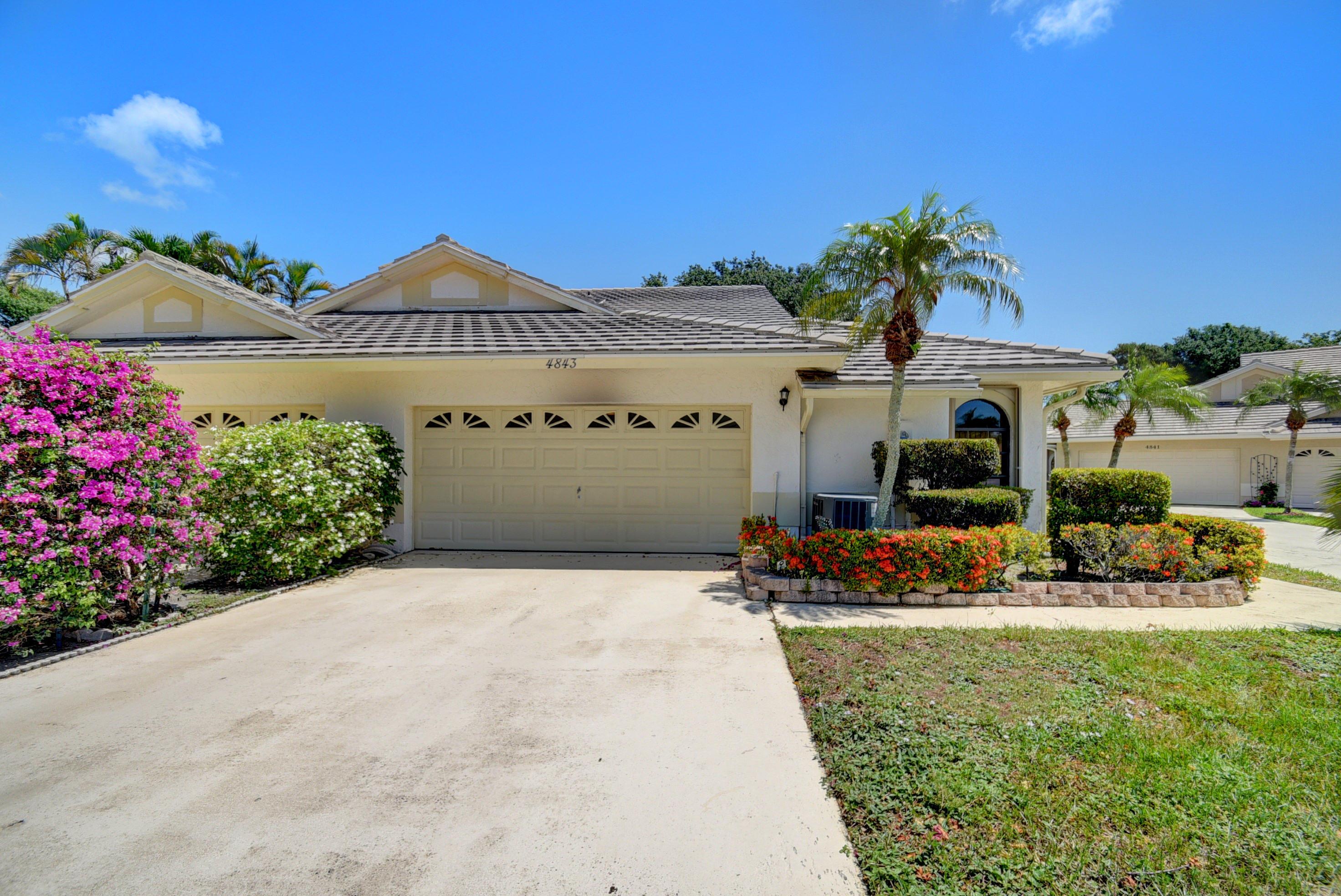 4843 Brighton Lakes Boulevard Boynton Beach, FL 33436