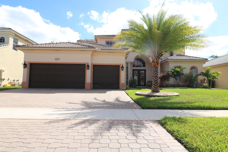 1821 Waldorf Drive Royal Palm Beach, FL 33411