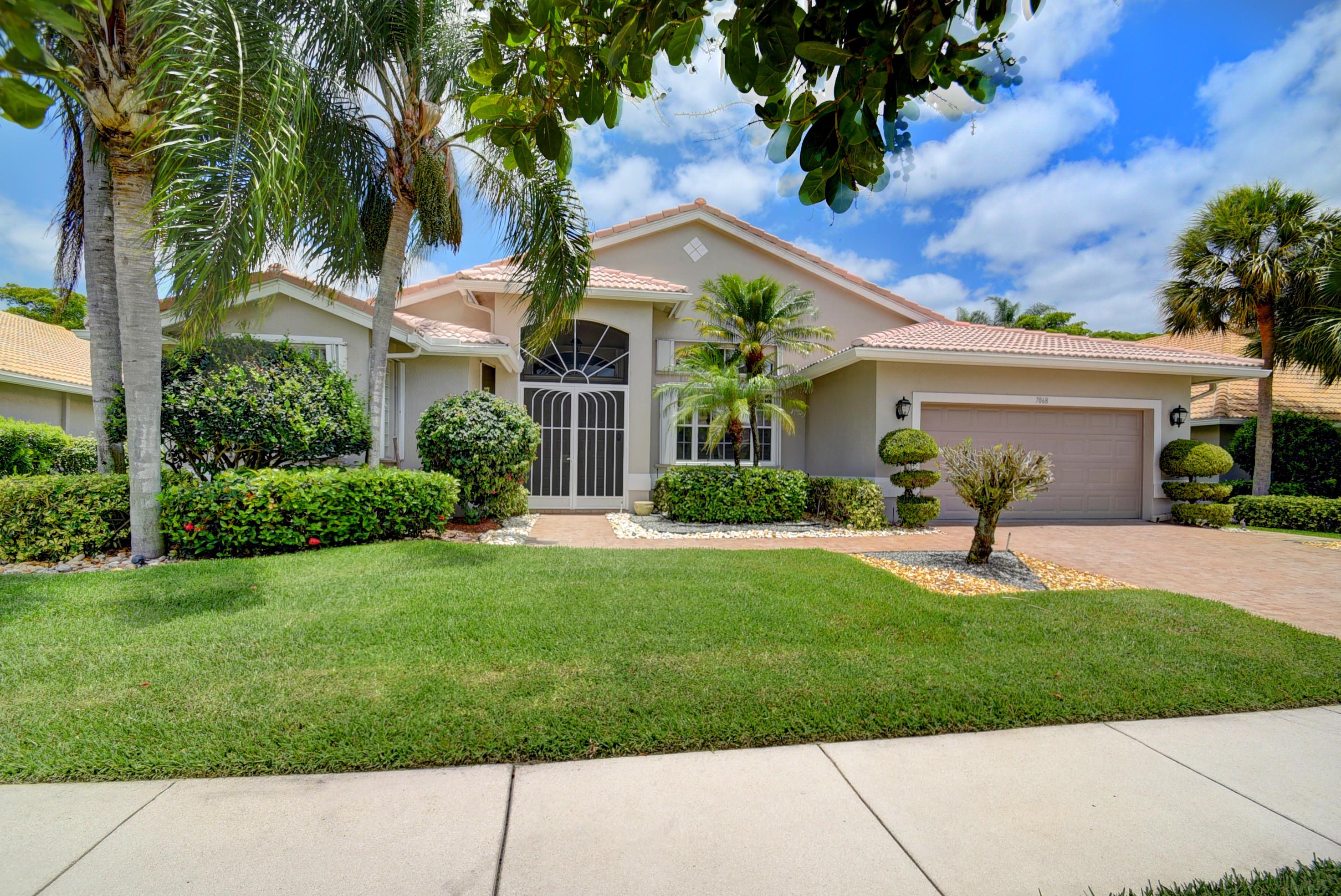 7068 Falls Road Boynton Beach, FL 33437