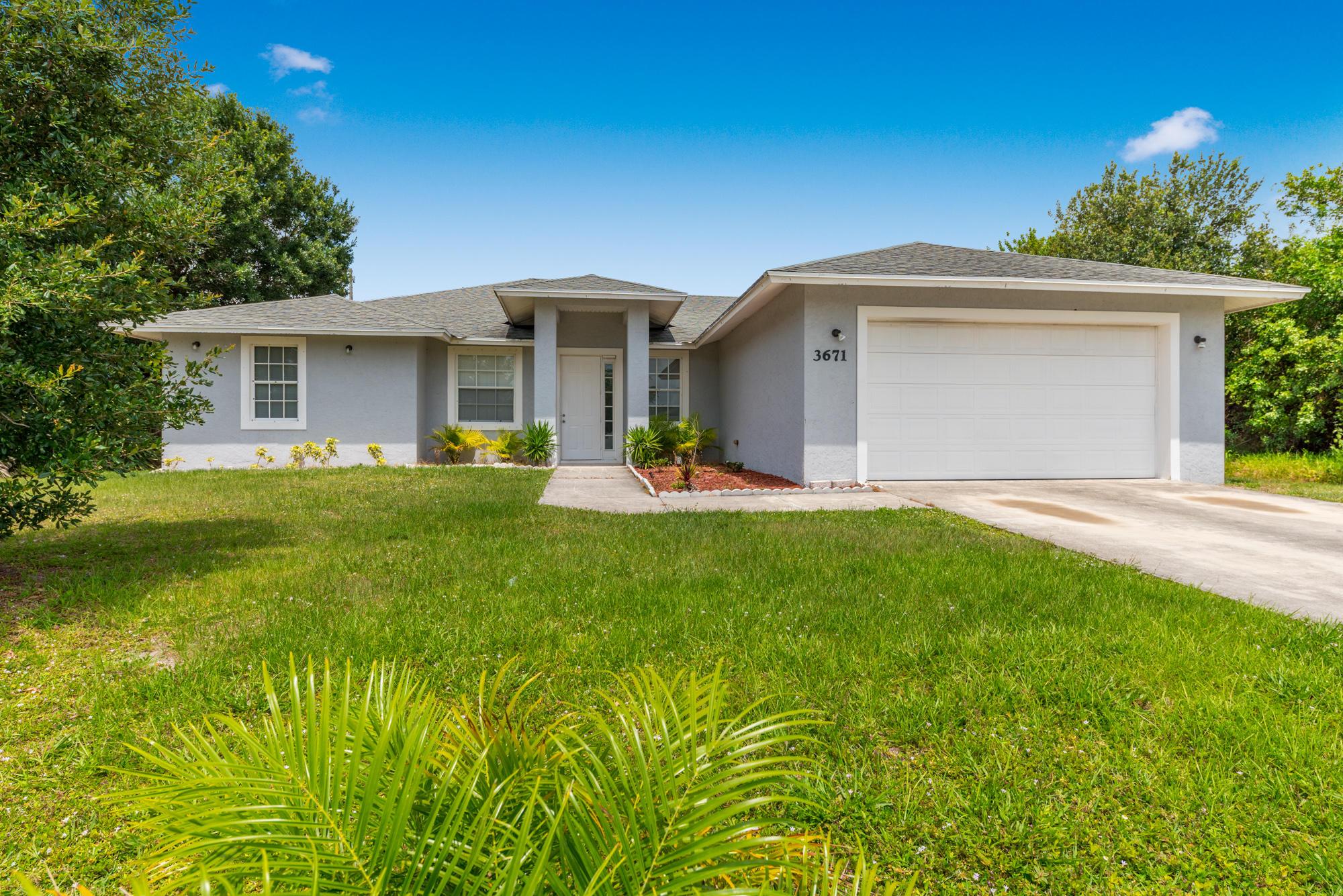 3671 SW Haines Street, Port Saint Lucie, Florida